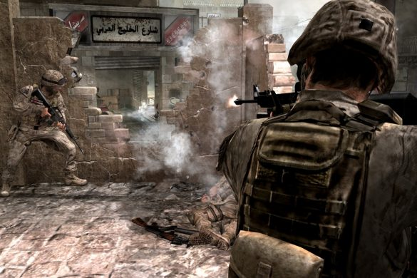 CallofDutyModernWarfare2-buildings