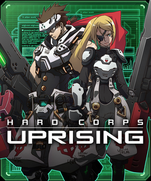 HARD CORPS UPRISING