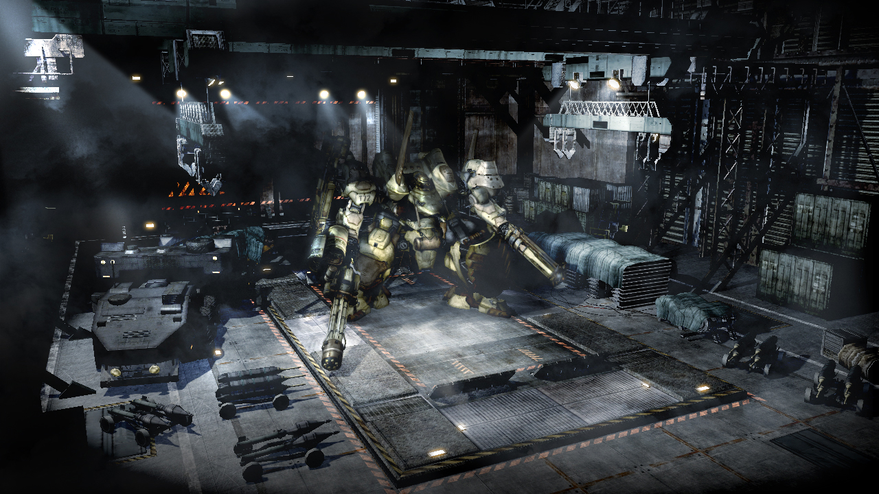 Armored Core 5 Preview