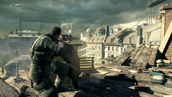Sniper Elite V2 Preview