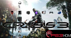 Crysis 3 PS3 Theme