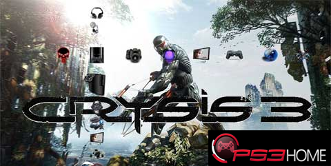 Crysis 3 PS3 Theme