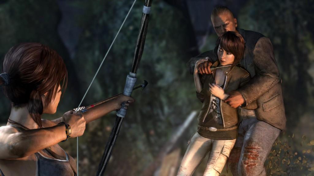 E3 2012 tomb Raider