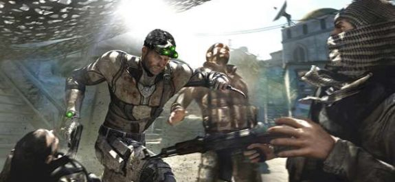E3 Tom Clancy's Splinter Cell Blacklist Screenshots