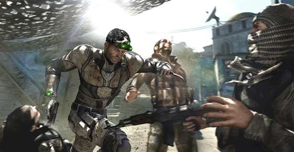 E3 Tom Clancy's Splinter Cell Blacklist Screenshots