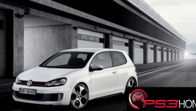 GOLF GTi PS3 Theme