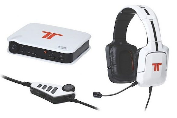 Mad Catz Announces TRITTON PRO+ True 5.1 Surround Sound Headset