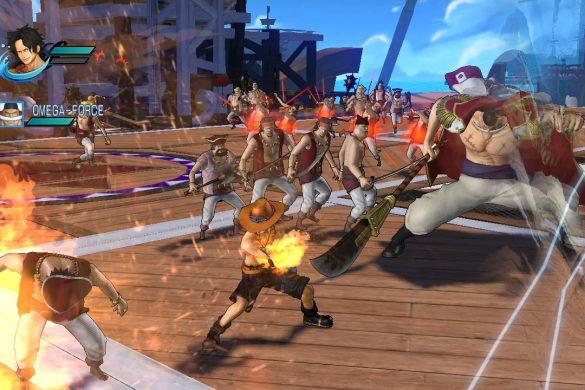 One Piece Pirate Warriors gamescom - 10