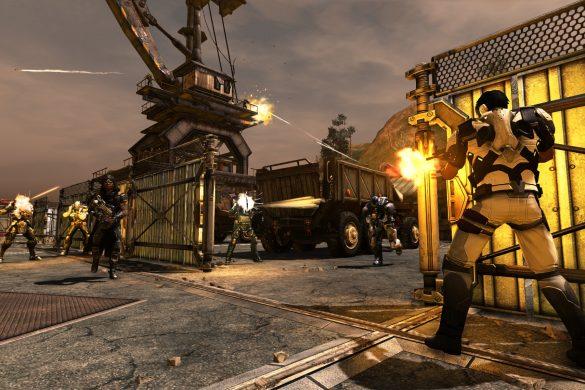 Defiance Screenshots