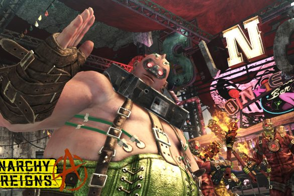 Anarchy Reigns Some 'chaotic' new screenshots.