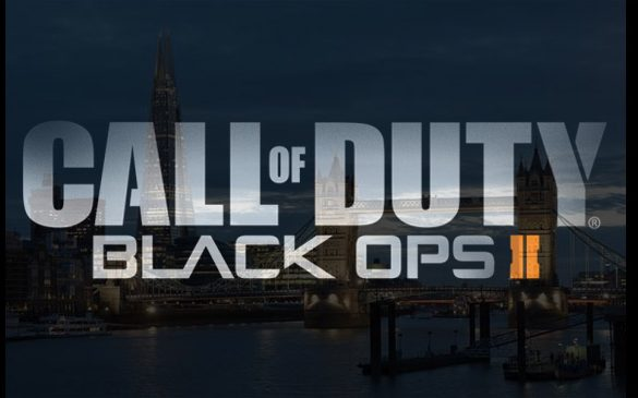 Black Ops 2 London