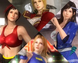 New Dead or Alive 5 Costume Packs Released