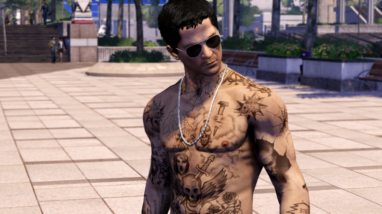 Sleeping Dogs Dragon Master Pack and Square Enix Character Pack out now