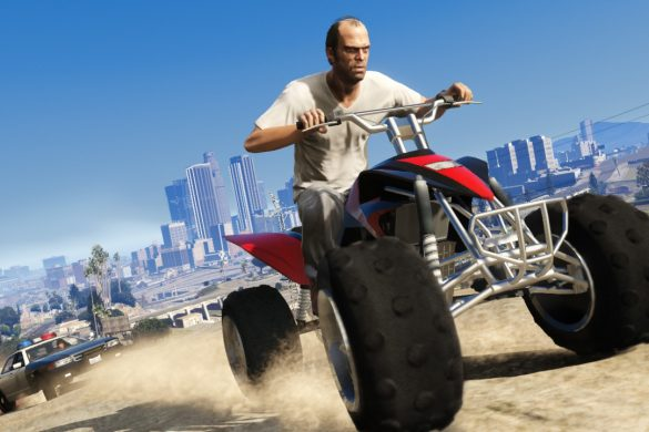 new gta v trailer