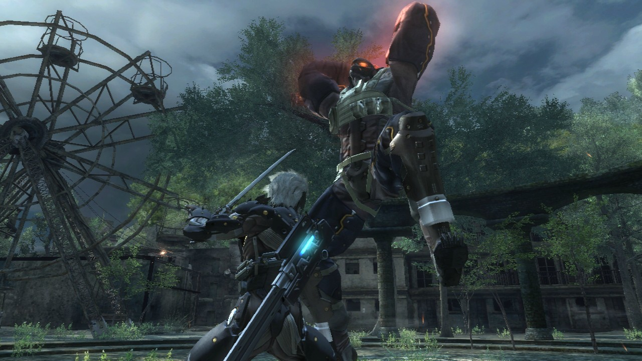 Metal Gear Rising Revengeance 2013