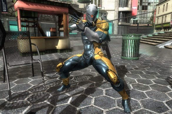 Metal Gear Rising Revengeance - Free Cyborg Ninja with every Copy