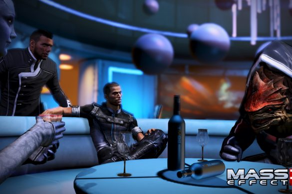 Mass Effect 3 Citadel & Reckoning DLC Announced