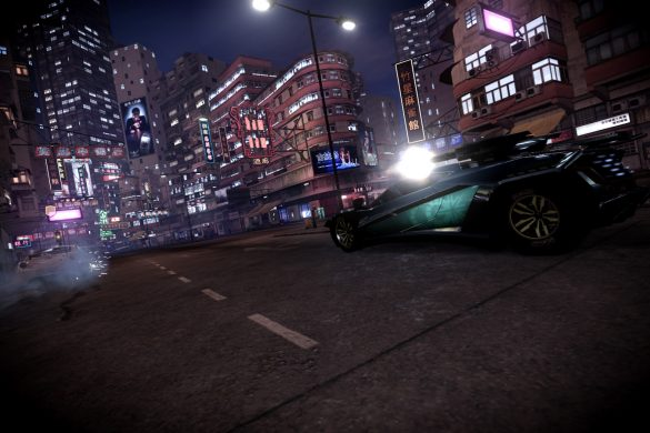 Sleeping Dogs Wheels of Fury add-on available now