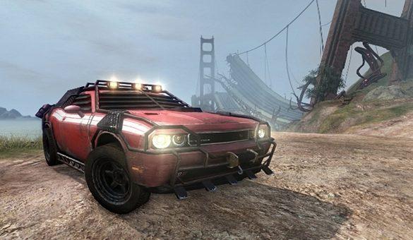 Defiance Dodge Challenger