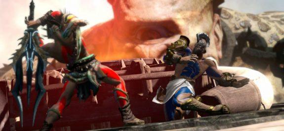 God of War Ascension -