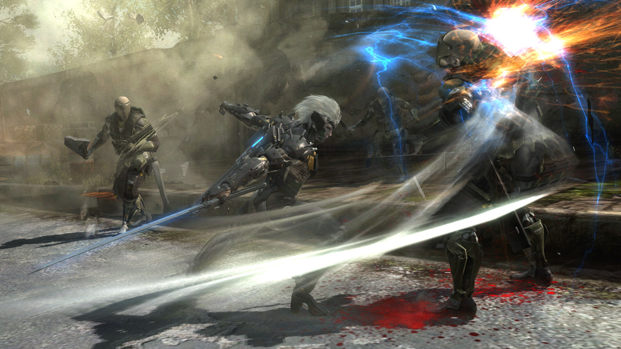 Metal Gear Rising Revengeance -