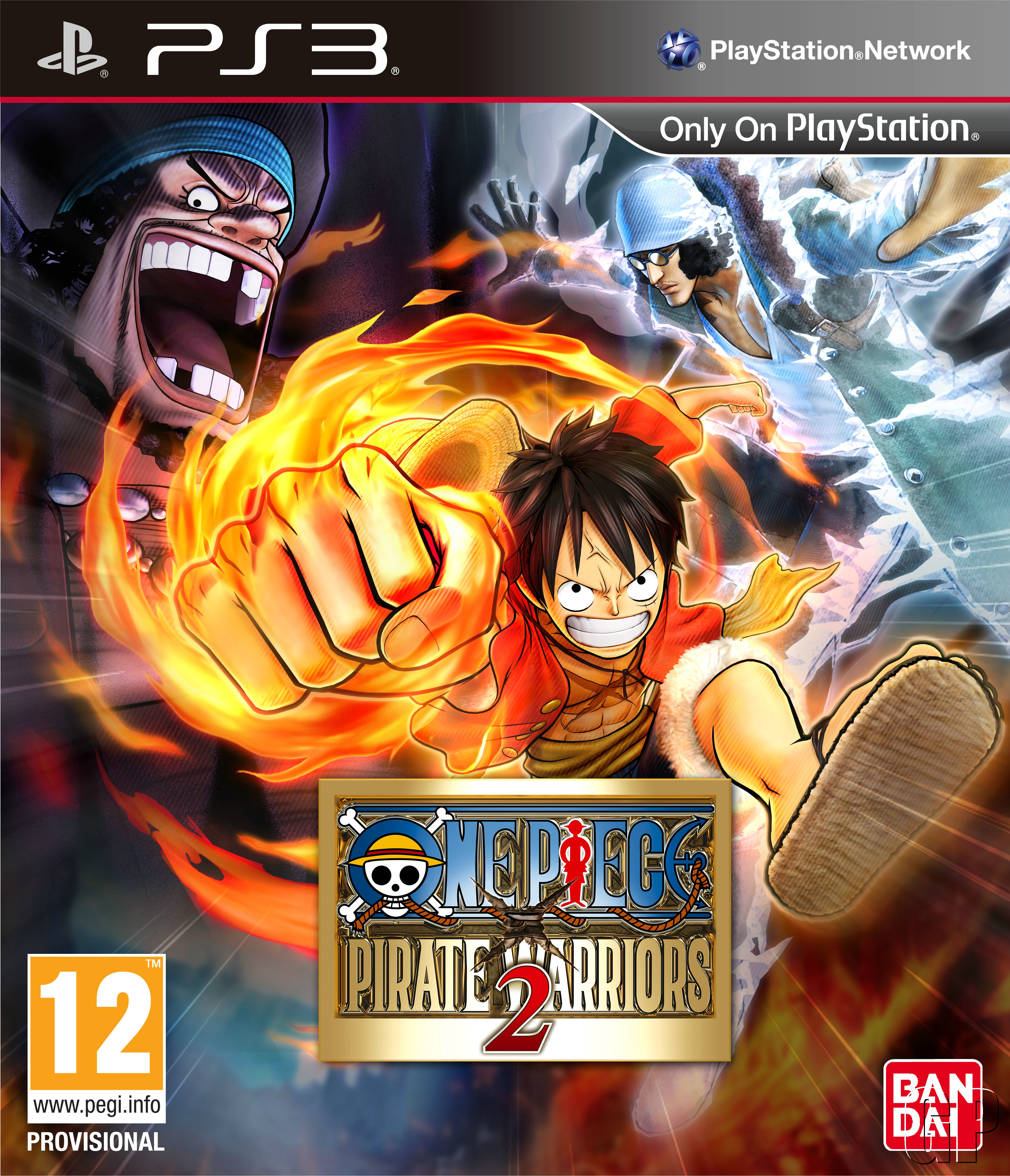 One Piece Pirate Warriors 2 A new packshot
