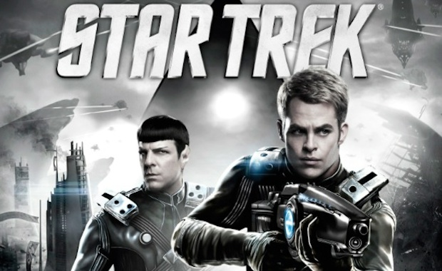 STAR TREK The Video Game ps3