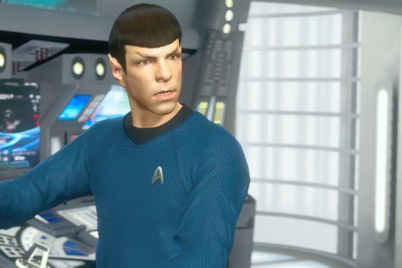 Star Trek Some emboldened new screenshots.