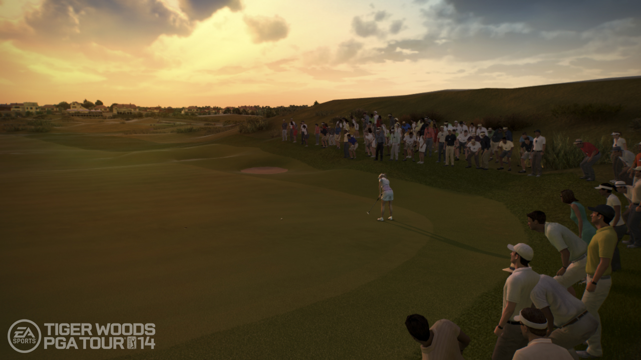 tiger woods pga tour 14 -