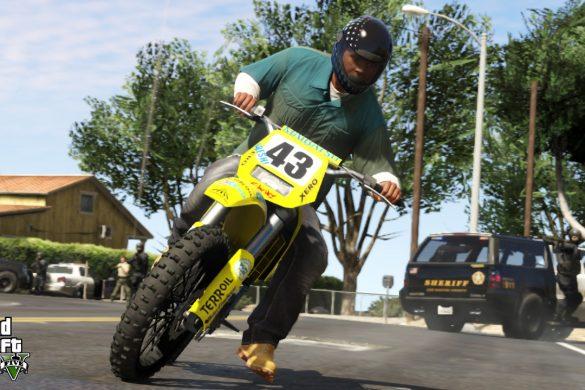 GTA V new screenshots