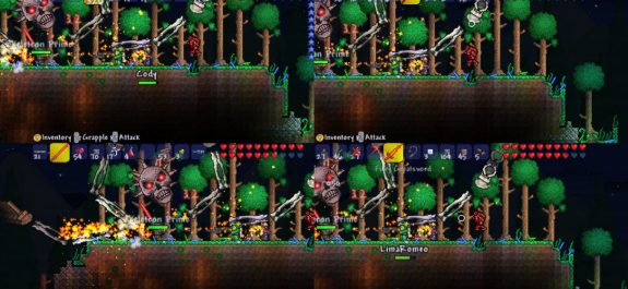 Terraria (PSN) Review -