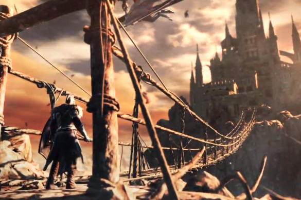Dark Souls II E3 Trailer
