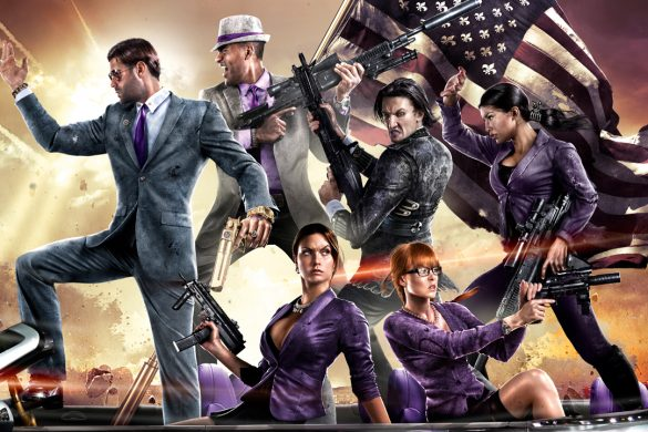About Saints Row IV