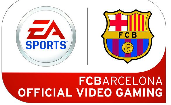 EA SPORTS JOINS F.C. BARCELONA AS OFFICIAL VIDEO GAME PARTNER