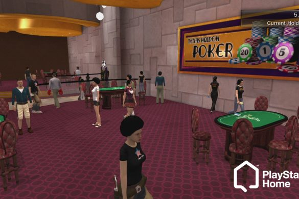 PlayStation Home Casino