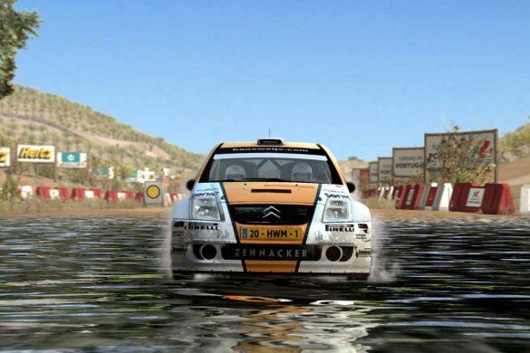 2013 FIA World Rally Championship videogame