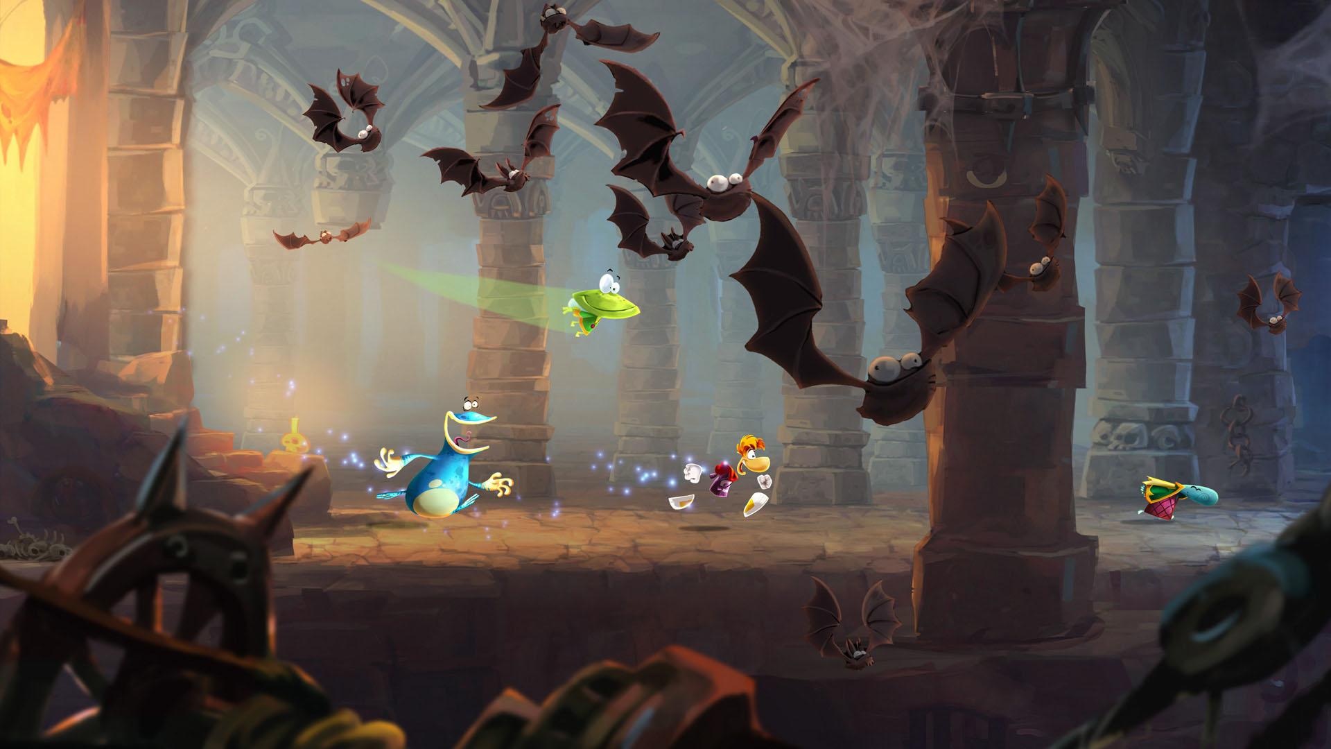 Rayman Legends Reviews - -