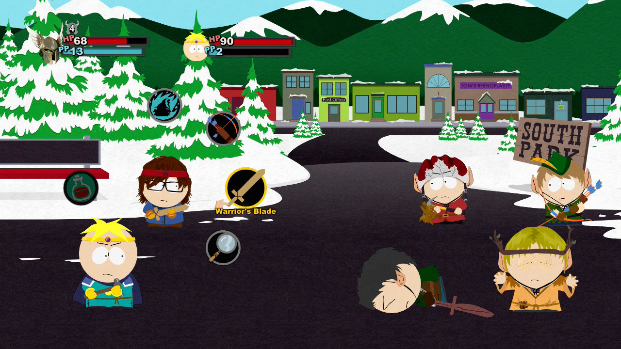 South Park The Stick of Truth Review -