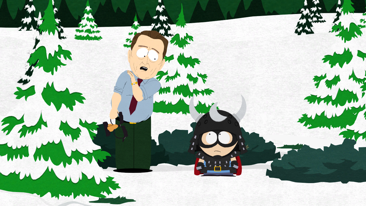 South Park The Stick of Truth Review --