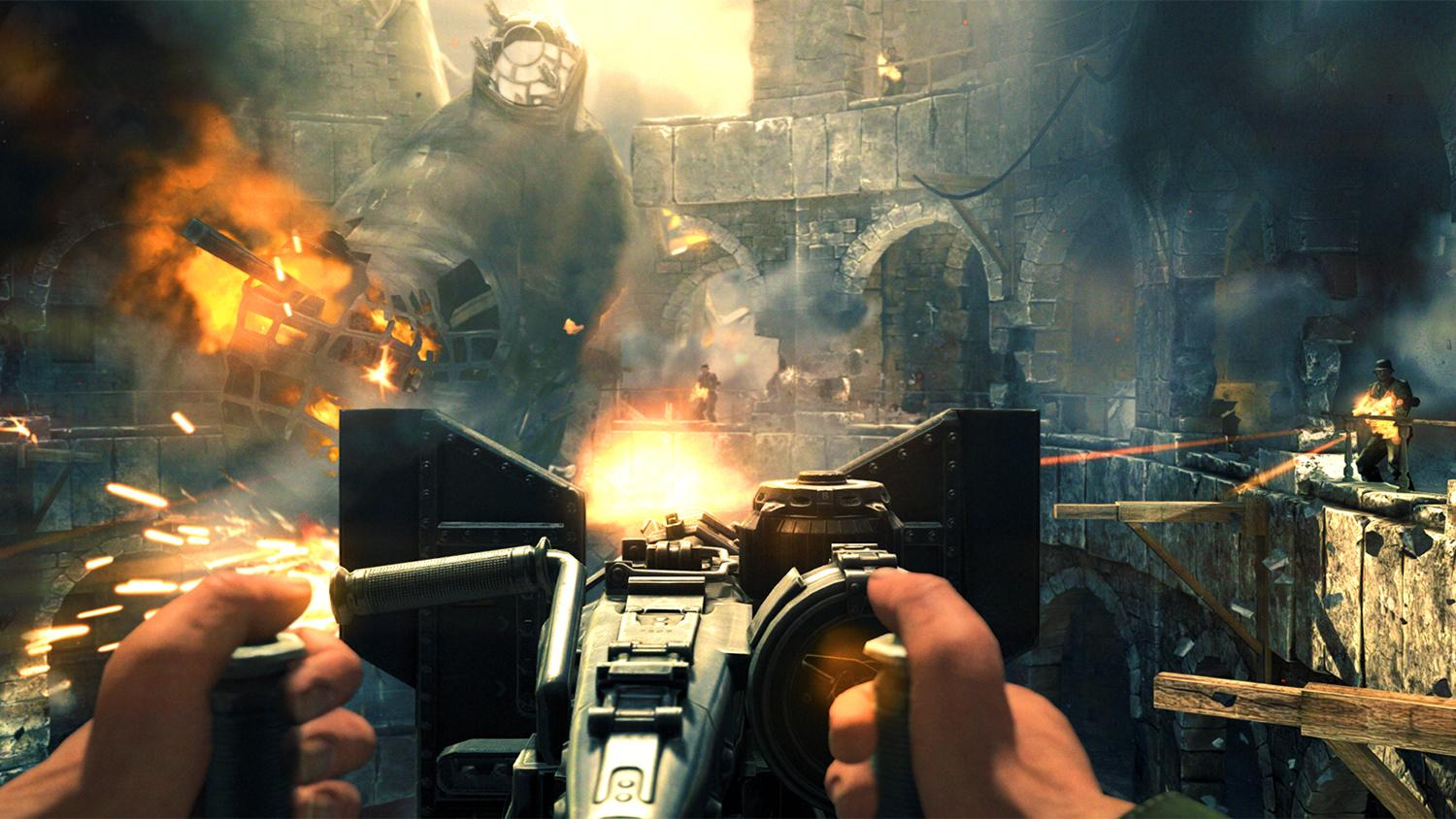 Wolfenstein The New Order Review 2