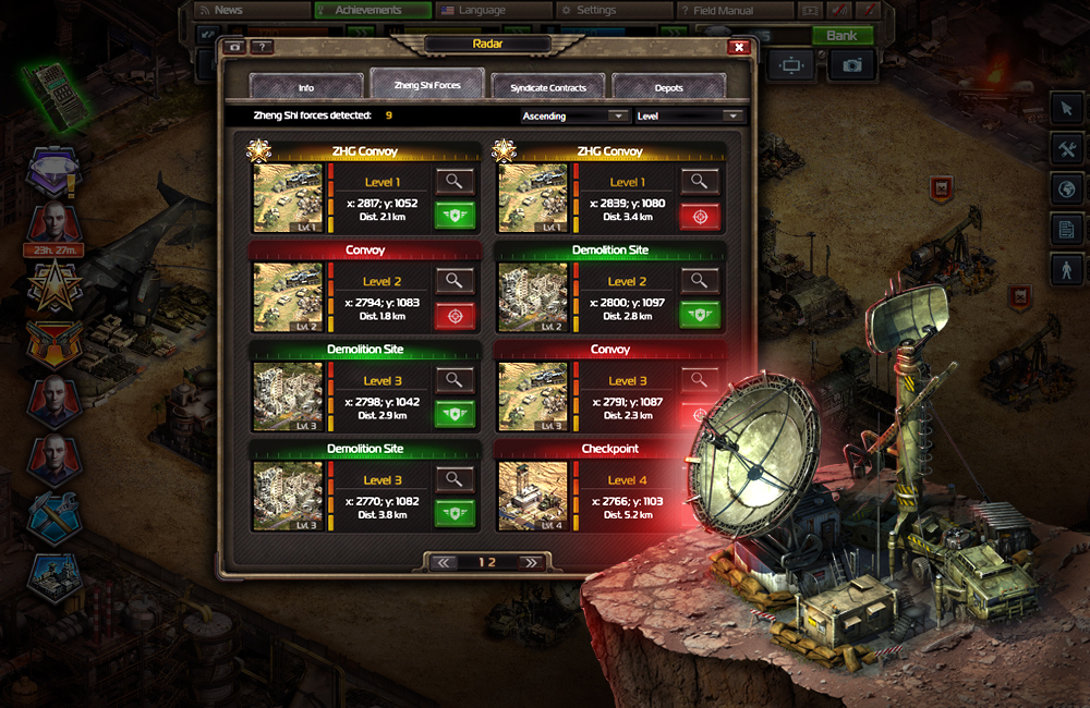 Soldiers Inc. military game
