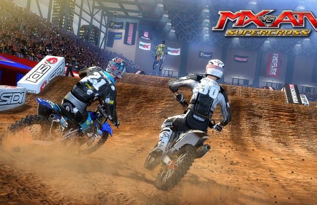 MX vs. ATV Supercross 2