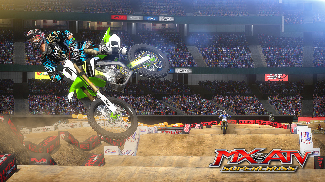 MX vs. ATV Supercross 3