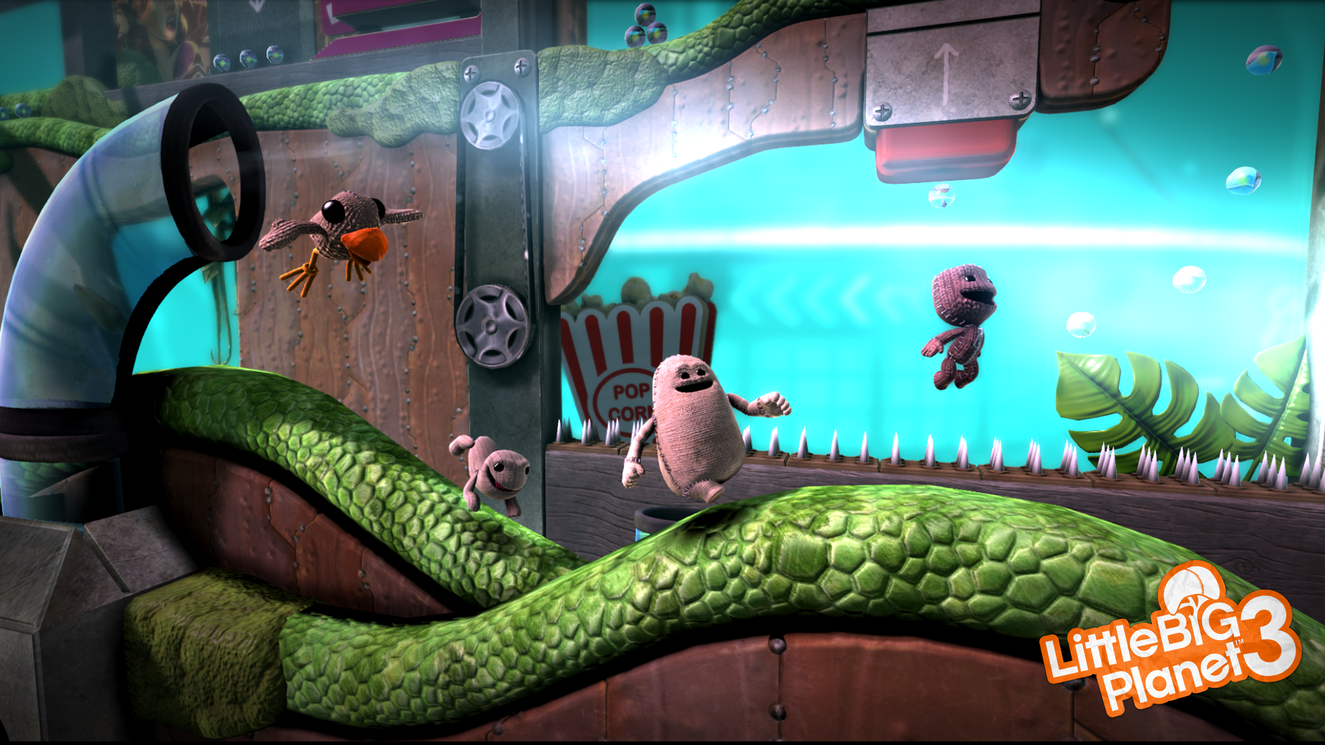 little big planet 3 ps3 2
