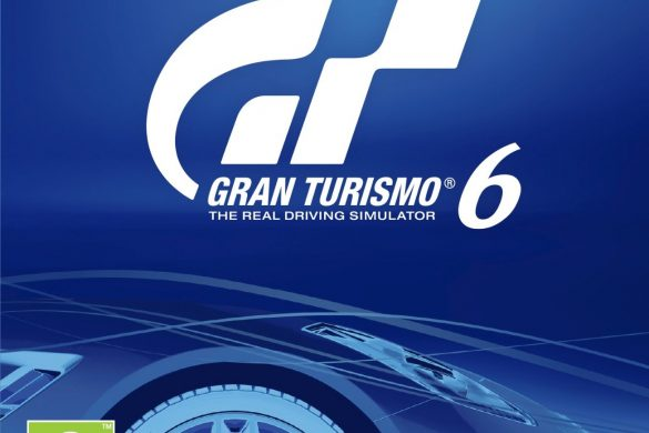 Gran Turismo 6 pal box ps3