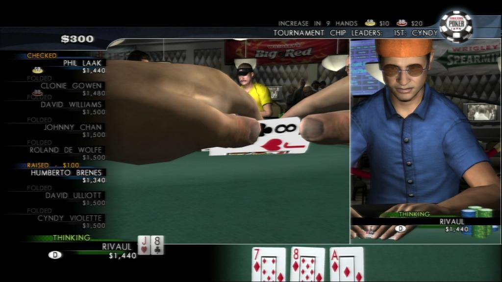 World Series of Poker 2008