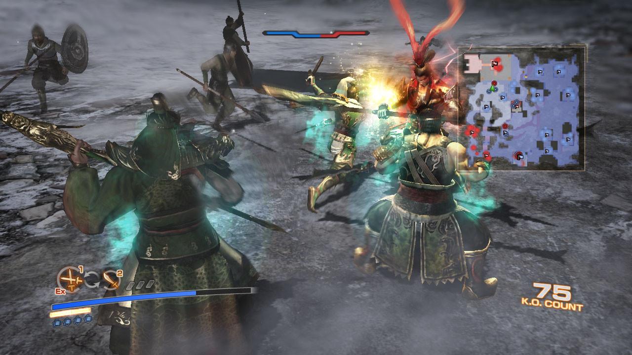 Dynasty Warriors 7 Empires -
