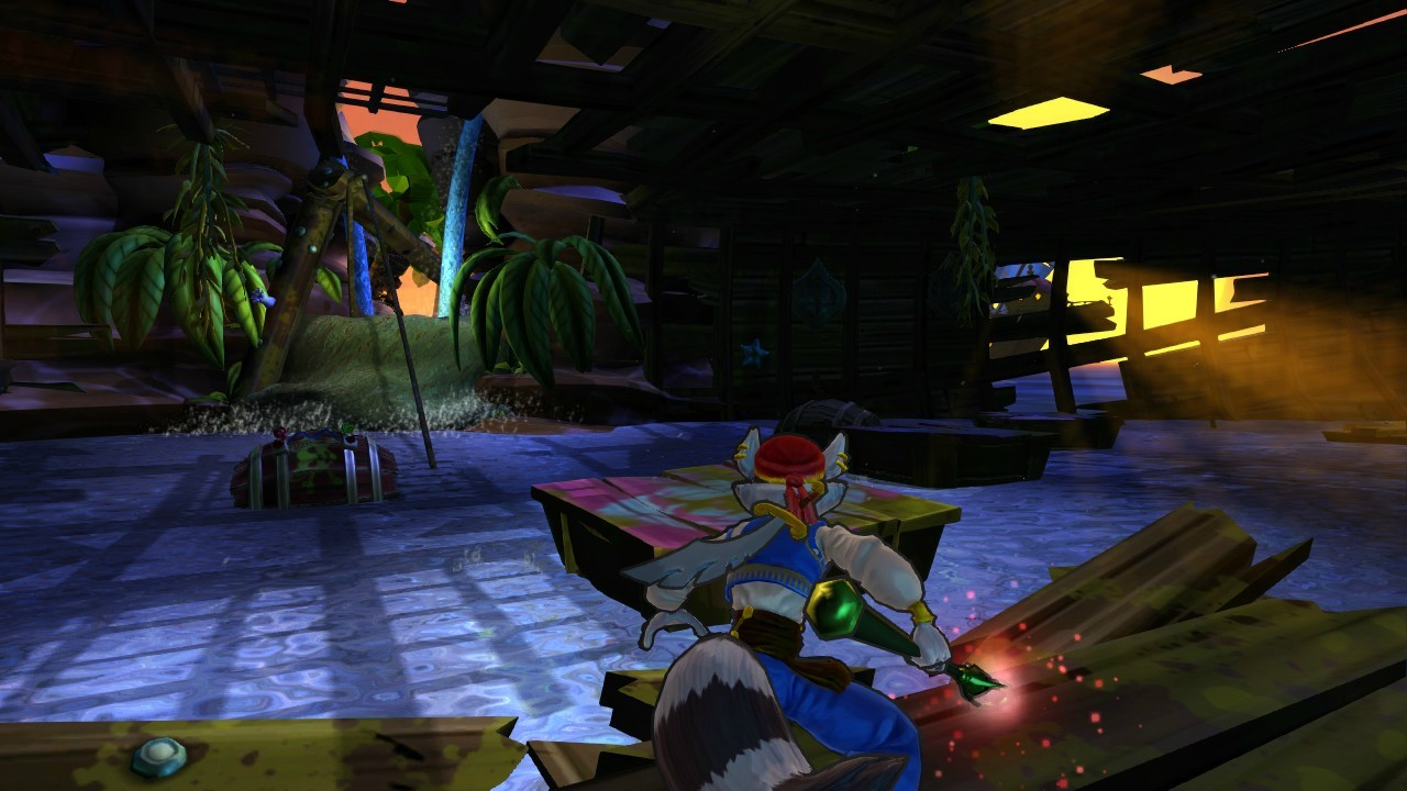 Sly Cooper Thieves in Time -