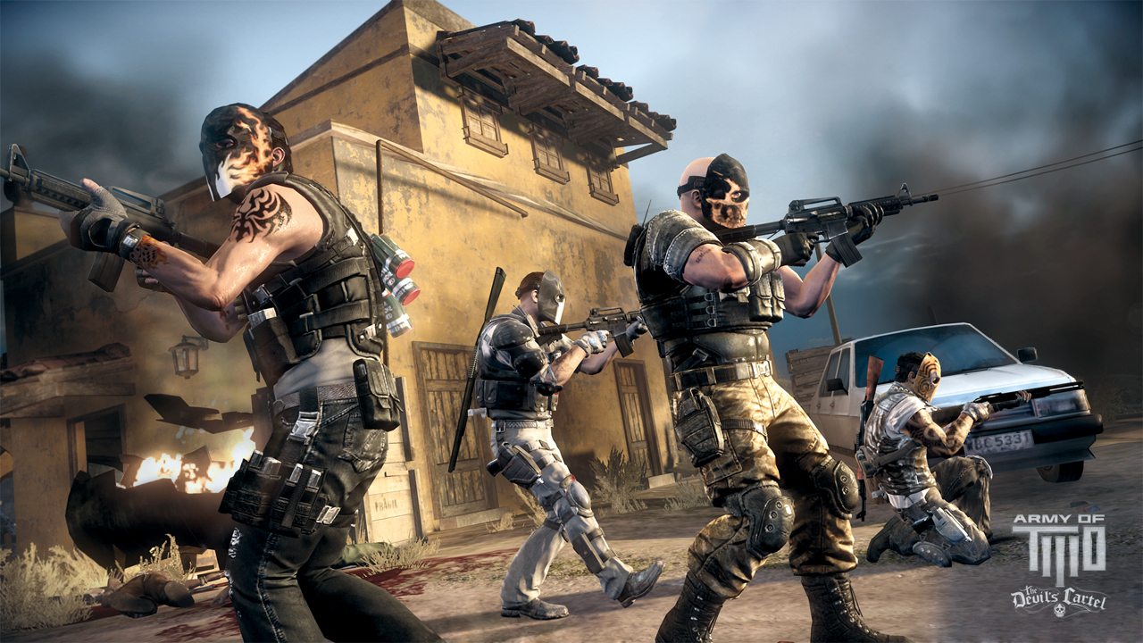 Army of Two The Devil's Cartel Review
