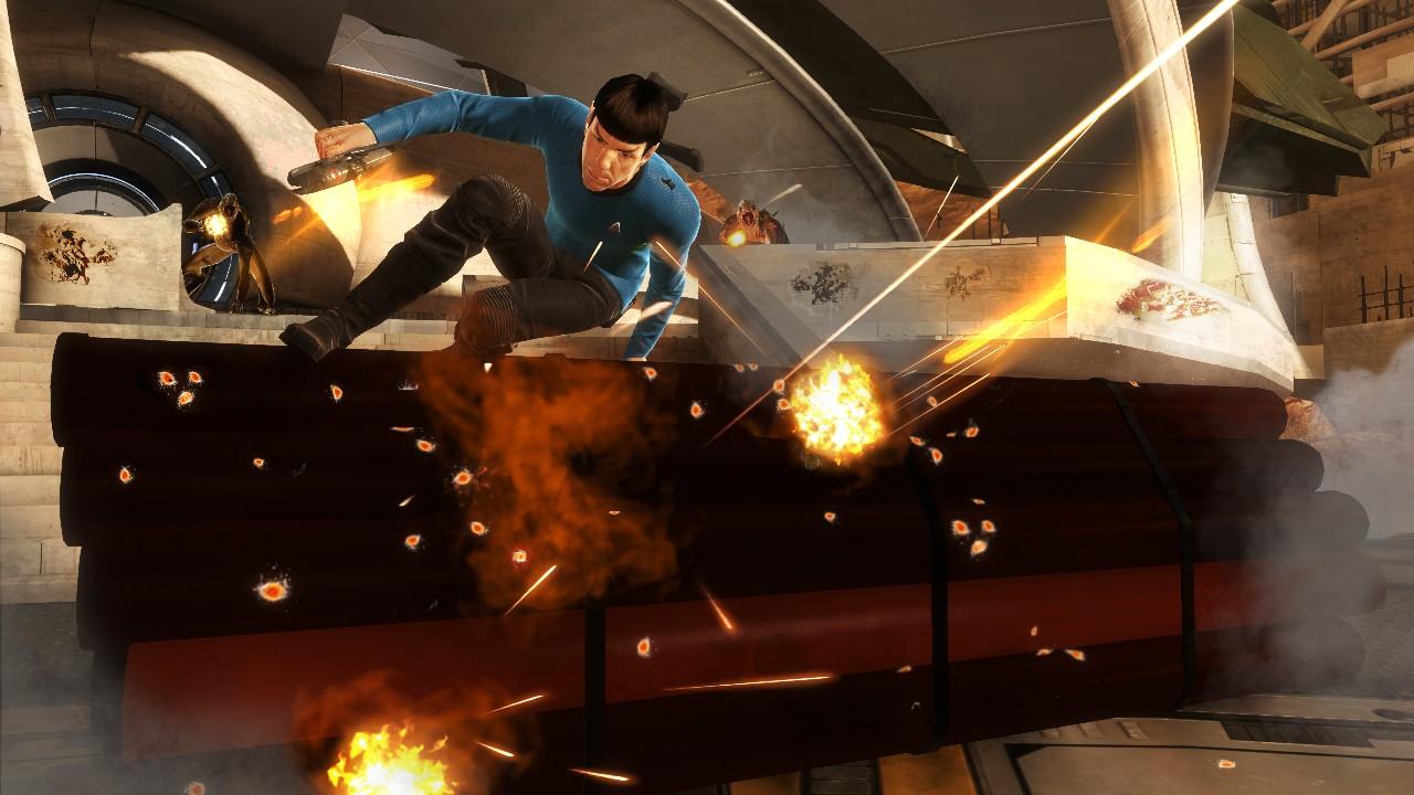Star Trek The Game Review -